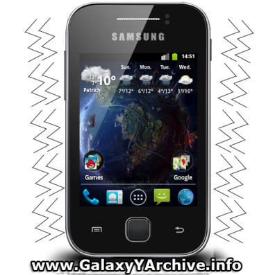 Able Games For Samsung Galaxy Y Gt S5360